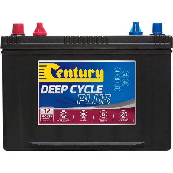 Century Deep Cycle Battery - 27DC, 100Ah, , scanz_hi-res