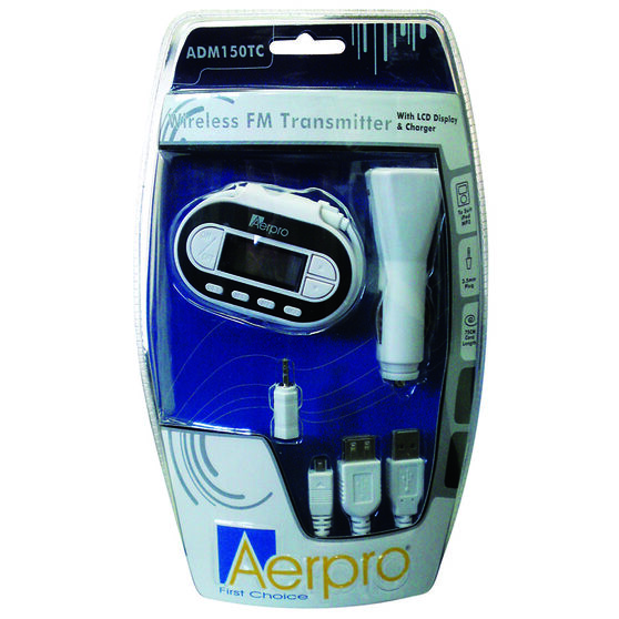 FM Transmitter - Wireless, Charger, , scanz_hi-res
