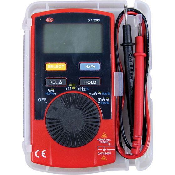 SCA Multimeter - Digital, Pocket, , scanz_hi-res