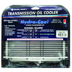 Davies Craig Hydra-Cool Transmission Oil Cooler - Universal, 6 Cylinder, , scanz_hi-res