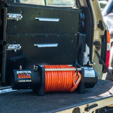 Ridge Ryder Electric Winch 12V 12000lb, , scanz_hi-res