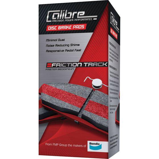Calibre Disc Brake Pads DB1286CAL, , scanz_hi-res