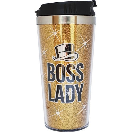Boss Lady Travel Mug Gift Pack, , scanz_hi-res