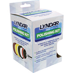 Lyndar Polishing Kit 5 Piece, , scanz_hi-res