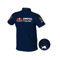 Red Bull Ampol Racing Polo Youth RBAR 2, RBAR, scanz_hi-res
