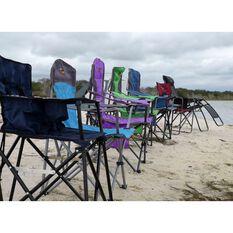 Ridge Ryder Savannah Camping Chair 150kg, , scanz_hi-res