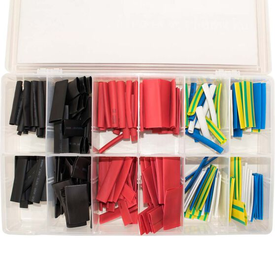 SCA Heat Shrink - Assorted, 220 Piece, , scanz_hi-res