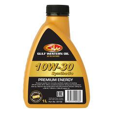Gulf Western Premium Energy SN Engine Oil - 10W-30 1 Litre, , scanz_hi-res