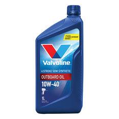 Valvoline 4 Stroke Outboard Oil - 1 Litre, , scanz_hi-res
