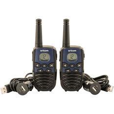 UHF CB Radio 1W Twin Pack, , scanz_hi-res