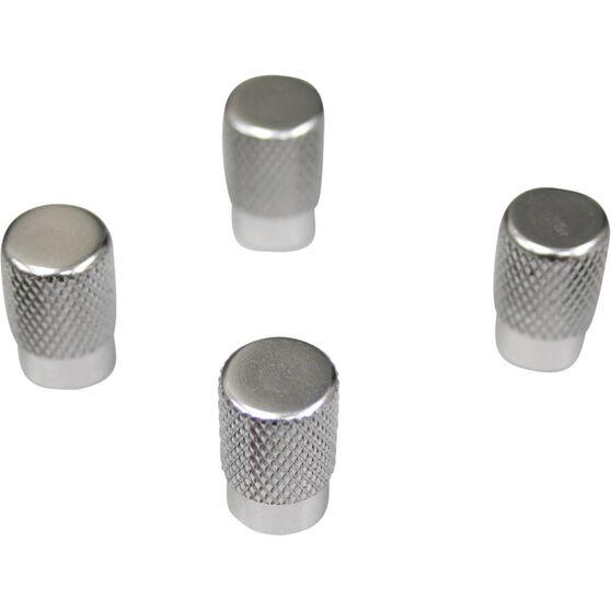 SCA Valve Cap Set - Aluminium, , scanz_hi-res