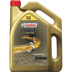 Power 1 TTS Motorcycle Oil - 4 Litre, , scanz_hi-res