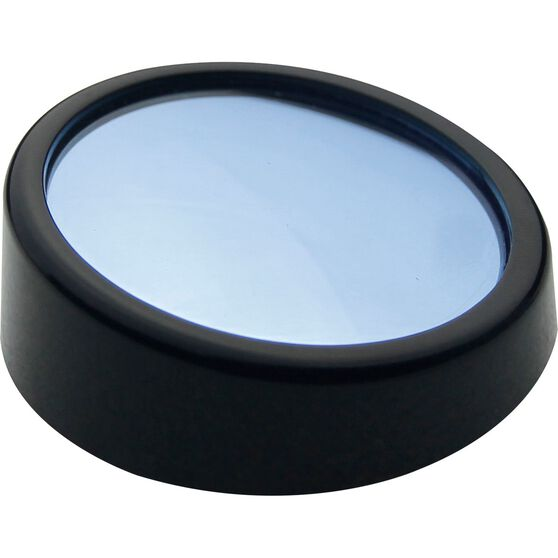 SCA Adjustable Blind Spot Mirror - 360deg, 2in, Blue, , scanz_hi-res