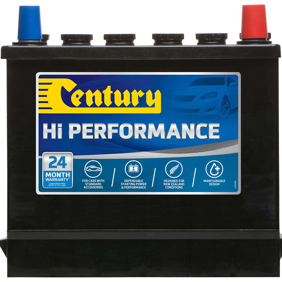 Battery - 43 HP 350CCA, , scanz_hi-res