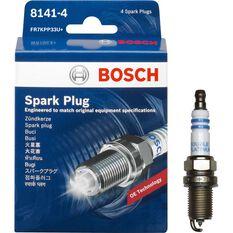 Bosch Spark Plug 8141-4 4 Pack, , scanz_hi-res