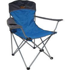 Ridge Ryder Airlie Camping Chair 110kg, , scanz_hi-res