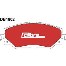 Calibre Disc Brake Pads DB1802CAL, , scanz_hi-res