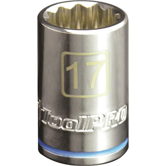 "ToolPRO Single Socket - 1/2"" Drive, 17mm, , scanz_hi-res"