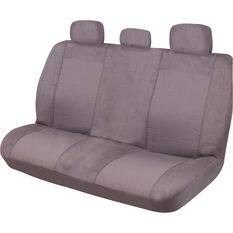 Imperial Seat Covers - Charcoal Rear Seat (Includes Headrests) Size 06, , scanz_hi-res