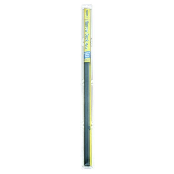 Tridon Wiper Refills - Metal Rail Narrow Back, Suits 6.5mm, 2 Pack, , scanz_hi-res
