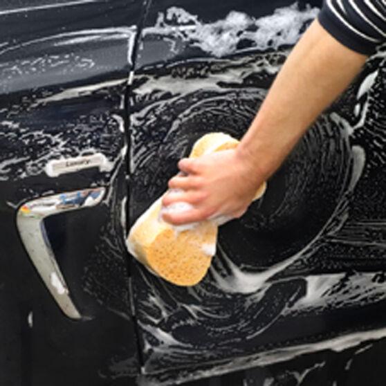 Turtle Wax Grime Warrior Car Wash Sponge, , scanz_hi-res