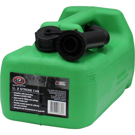 Jerry Can - 2 Stroke, 5 Litre, , scanz_hi-res