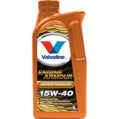 Valvoline Engine Armour Engine Oil - 15W-40 1 Litre, , scanz_hi-res