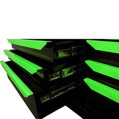 ToolPRO Neon Tool Chest Kryptonite 6 Drawer 42 Inch, , scanz_hi-res