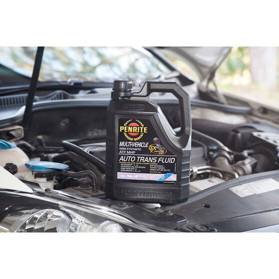Penrite Automatic Transmission Fluid - Semi-Synthetic, MHP, 4 Litre, , scanz_hi-res