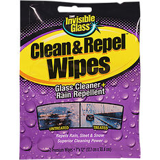 Invisible Clean & Repel Wipes - 2 Pack, , scanz_hi-res