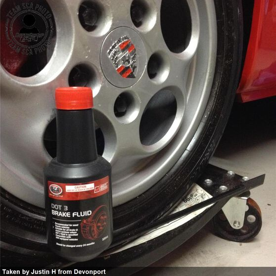 SCA Brake Fluid DOT 3 - 500mL, , scanz_hi-res
