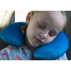 Little Car Neck Pillow-Blue, Single, , scanz_hi-res