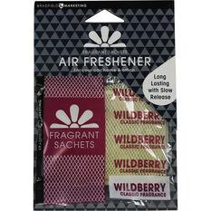 Auto Expressions Sachet Air Freshener - Wildberries, , scanz_hi-res