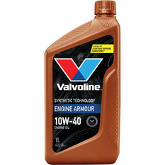 Valvoline Engine Armour Engine Oil 10W-40 1 Litre, , scanz_hi-res