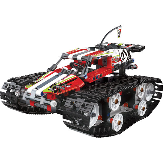 Remote Control, build your own model race car, , scanz_hi-res