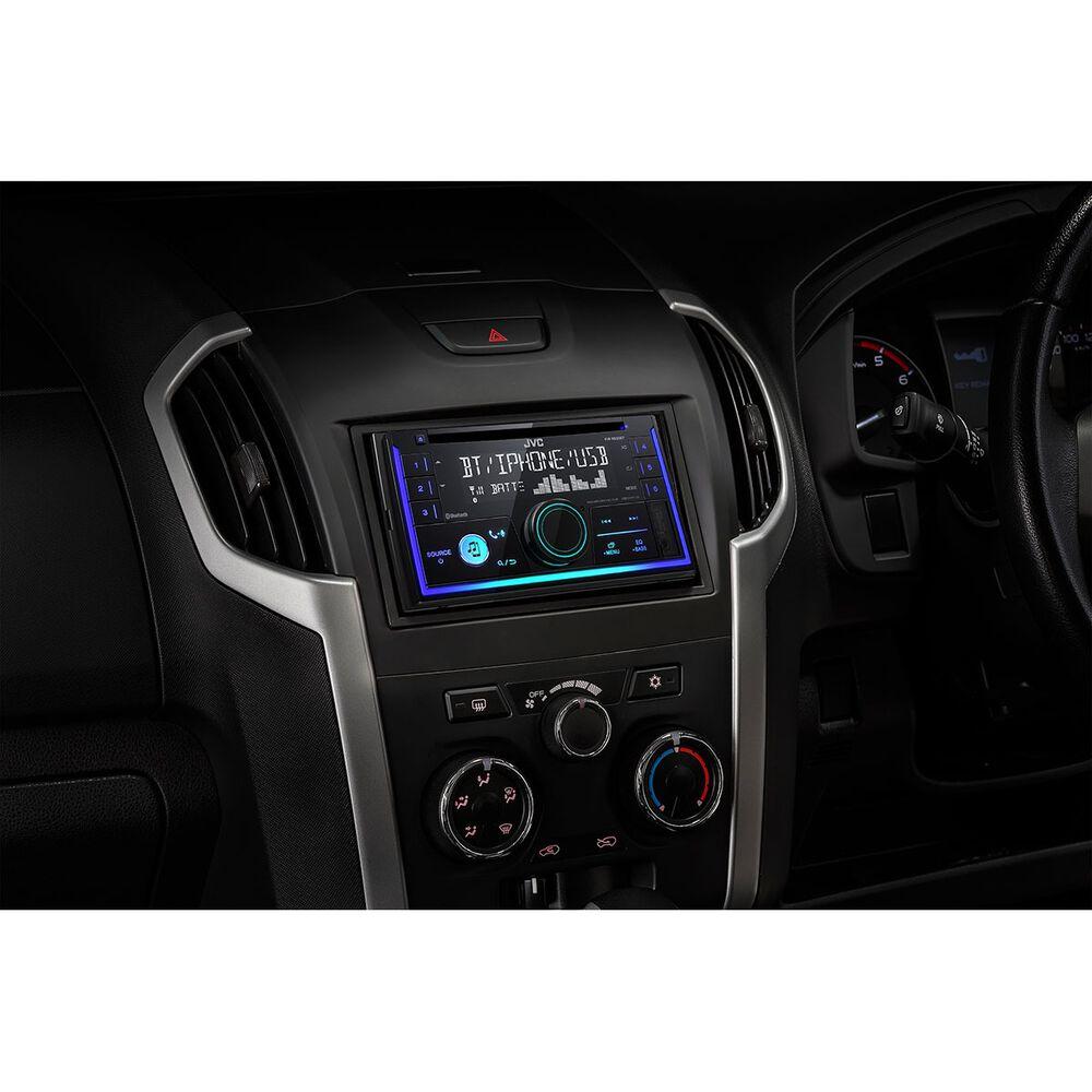JVC Double Din CD / Digital Media Player with Bluetooth - KW-R930BT on jvc cd, jvc home stereo, jvc car receivers, jvc tv,