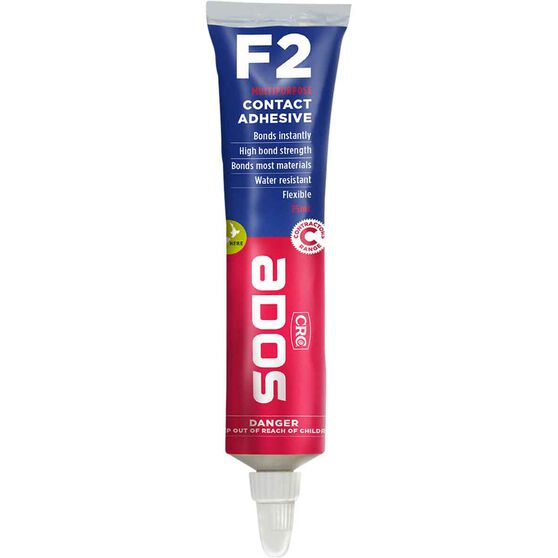 Contact Adhesive - F2 Multipurpose, 75ml, , scanz_hi-res