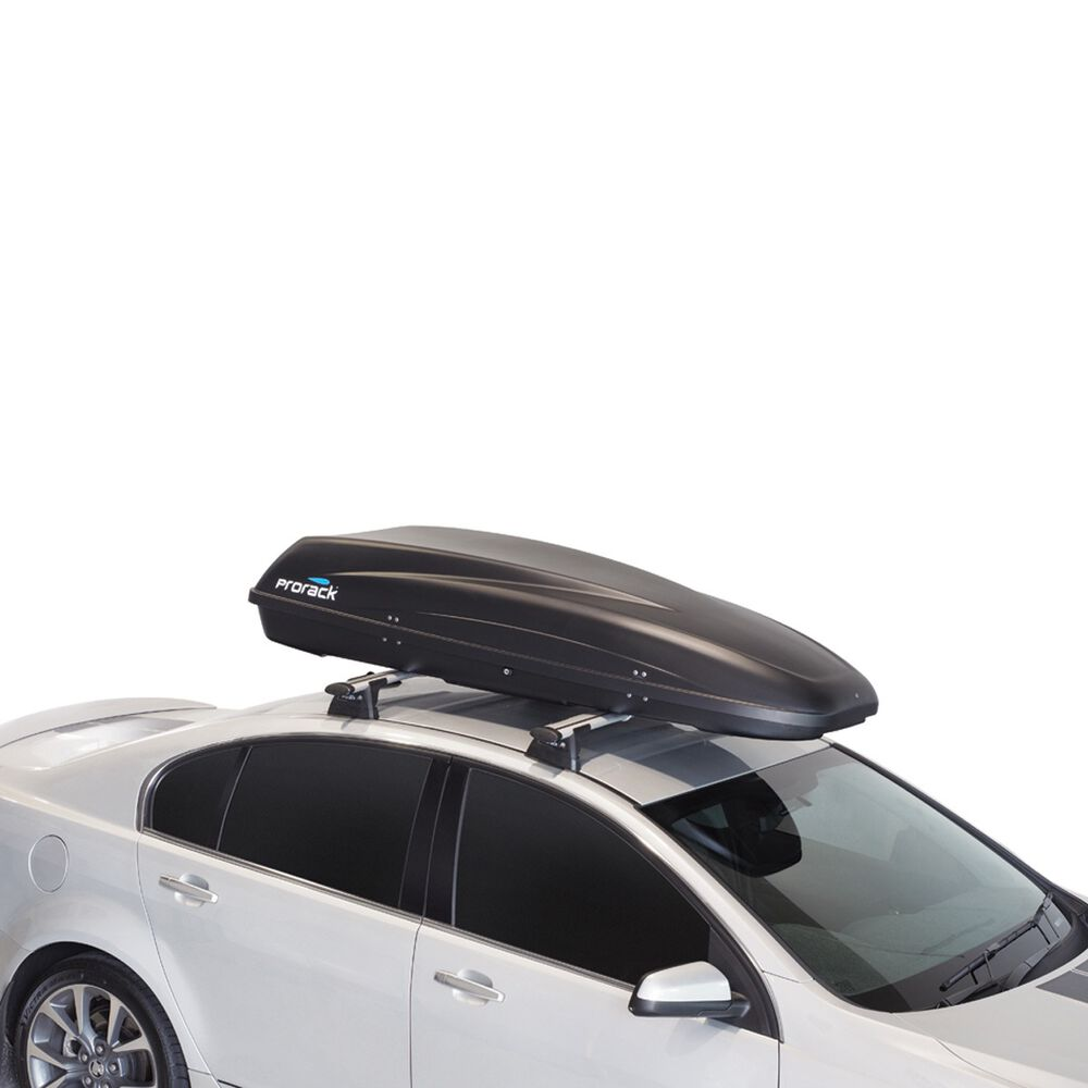 Prorack Roof Pod 390 Litre Exp8 Supercheap Auto New