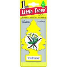 Little Trees Air Freshener - Vanillaroma, 1 Pack, , scanz_hi-res