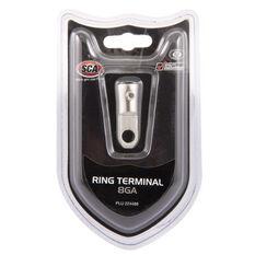 SCA Ring Terminal - 8G, , scanz_hi-res