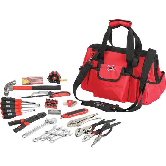 SCA Tool Bag Kit - 78 Piece, , scanz_hi-res