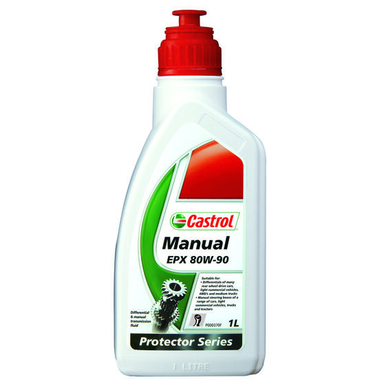 Castrol EPX Differential Fluid 80W-90 1 Litre, , scanz_hi-res