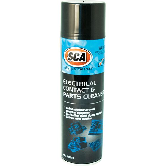 SCA Contact and Circuit Board Cleaner - 350g, , scanz_hi-res