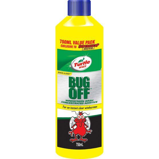Turtle Wax Bug Off  Windscreen Wash - 750mL, , scanz_hi-res