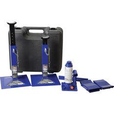 SCA Bottle Jack and Car Stands Kit, 3 Piece, , scanz_hi-res