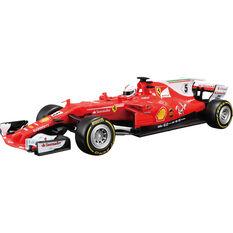 Remote Control Car - Formula 1 Vettel Ferrari, 1:24 Scale, , scanz_hi-res