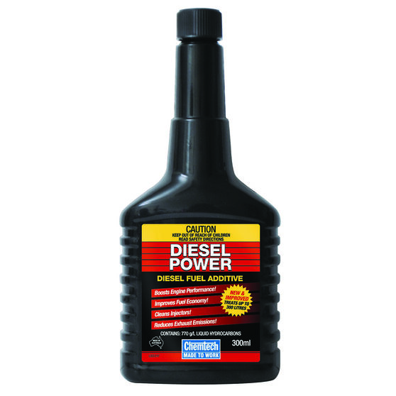 Chemtech Diesel Power Fuel Additive - 300mL, , scanz_hi-res