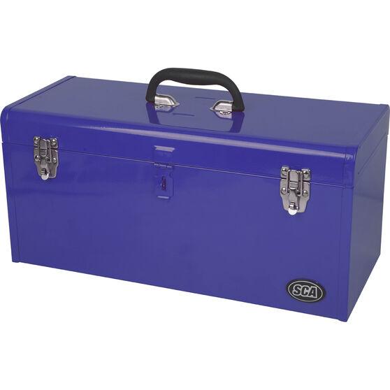 SCA Carry Tool Box - Blue, , scanz_hi-res