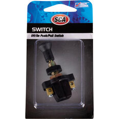 SCA Switch - Push / Pull, Off / On, Long Shank, , scanz_hi-res