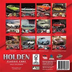 Classic Holden Mini 2019 Calendar, , scanz_hi-res